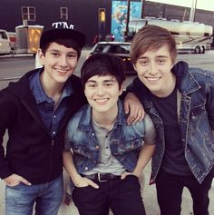 Before You Exit! New Obsession! Toby (Far left) is my Hubby!