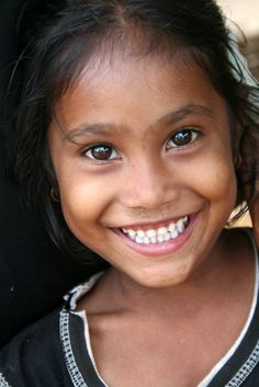Nagaland, India © Yilud/ beautiful the light in her smile and eyes is gorgeous.