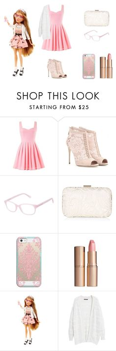 """Project MC2 Adri Themed Outfit"" by artsydoglovergabs ❤ liked on Polyvore featuring Dolce&Gabbana, Kam Dhillon, Accessorize, Casetify, Charlotte Tilbury, MC2 and Violeta by Mango"