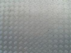 Slip resistant metal tread
