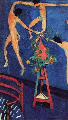TUCHAS DANZANDO ///   Henri Matisse