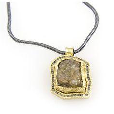 TODD REED  Raw Diamond Jewelry