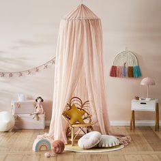 Little Girl Bedrooms, Big Girl Rooms, Quality Furniture, Custom Furniture, One Bedroom, Girls Bedroom, Bedroom Ideas, Adairs Kids, Kids Canopy