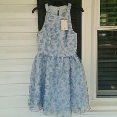 LC Cinderella Dress Bnwt: original:  $80 :bought for a wedding : never worn, changed my mind. Will drop price if you are sure to purchase, drop price only works once per listing :-) LC Lauren Conrad Dresses
