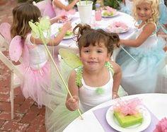 Una fiesta de niños