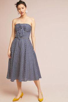 ace7c9060ca4 Gone Gingham this Summer @anthropologie Cute Summer Dresses, Winter Dresses,  Spring Dresses,