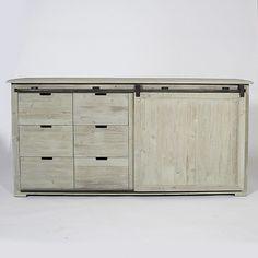 meuble tv en chÊne maxime collection nouveaux classiques by roche ... - Meuble Cuisine Porte Coulissante