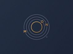 Moon Logo (Orbit)