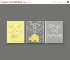 Nursery art prints Baby Room decor Nursery Art by DesignByMaya, $40.00
