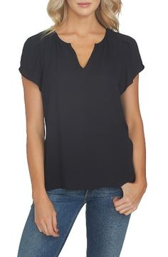 1.STATE Flutter Sleeve Blouse  $69.00 Item #5334568  Free shipping and returns on 1.STATE Flutter Sleeve Blouse at Nordstrom.com. The kind of blouse that makes you feel instantly put-together, this lightweight piece is gently shirred at the shoulders and topped with a split neckline.
