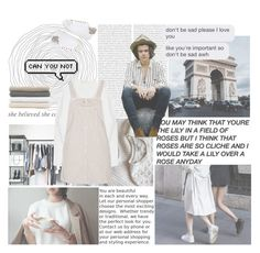 """""""nothing can come between you and i..."""" by dreamerxcx ❤ liked on Polyvore featuring Abyss & Habidecor, Dion Lee, Topshop, Alex Monroe, IRO and topset"""