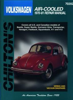 Case crack behind 3 karmann ghia repair pinterest performance volkswagen beetle service and repair manual from chilton official site of chilton manuals publicscrutiny Images
