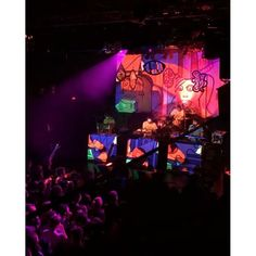 Brooklyn Vegan, Animal Collective & Ratking performed on Tuesday at Irving Plaza