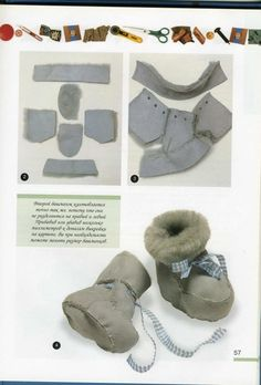 Lots of slippers tutorials