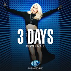 3 DAYS! Is there a @jax performance you love the most?  Let's hear it. #IdolFinale #JaxPack