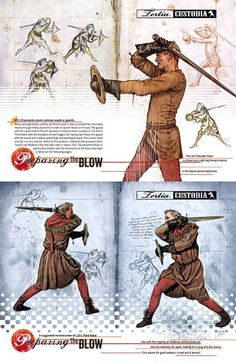 The third guard of sword and buckler, at the shoulder Medieval Armor, Medieval Fantasy, Historical European Martial Arts, Fighting Poses, Martial Arts Techniques, Armadura Medieval, Sword Fight, Arm Armor, Kendo