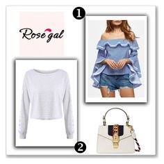 """""""Rosegal 5"""" by angel-a-m on Polyvore featuring Gucci, MensFashion, polyvoreeditorial, polyvorefashion and rosegal"""
