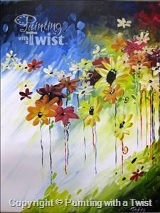 Houston westheimer painting with a twist on pinterest for Painting with a twist charlotte nc
