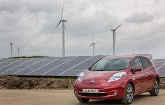 La visione della Mobilità Intelligente fa un ulteriore passo in avanti con l'impiego dell'energia solare nello stabilimento di Sunderland, nel Regno Unito, dove viene prodotta anche la Nissan LEAF 100% elettrica