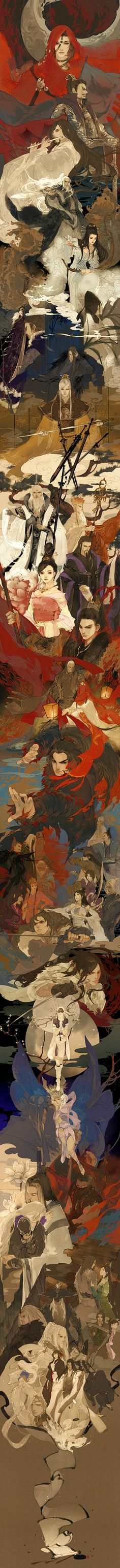 ibuki satsuki's artwork