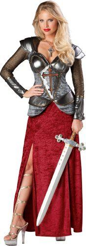 InCharacter Costumes, LLC Women's Joan Of Arc Costume, Red/Silver, X-Large by InCharacter Costumes Take for me to see InCharacter Costumes, LLC Women's Joan Of Arc Costume, Red/Silver, X-Large Review You'll be able to buy any products and InCharacter Costumes, LLC Women's Joan Of Arc Costume, Red/Silver, X-Large at the Best Price Online with Secure Transaction …