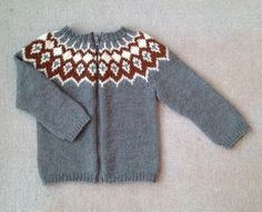 I wrote that lovely and popular knitting pattern in Finnish so that I wouldn't have to stomp my knit all the tim Nordic Sweater, Baby Knitting Patterns, Handicraft, Types Of Shirts, Popular, Pullover, Barn, Crochet, Sweaters