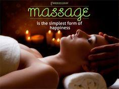 Get a #Massage and stay happy! #DontWorryBeHappy #Reflexology #ModernReflexology Visit Here: http://www.modernreflexology.com/