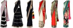 New Sabyasachi Mukherjee Sarees Online