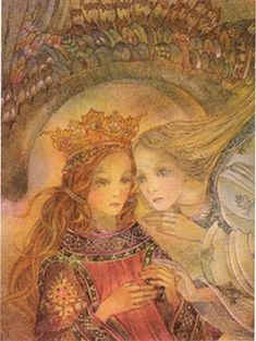 Art Passions Fairy Tales - Fairies and Fairy Tale Art illustrations