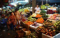 Street Food, Tropical, Vegetables, Fruit, Vegetable Recipes, Veggies