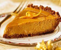 Born-Again Pumpkin Pie