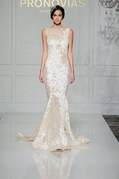 #Gorgeous #Tattoo Effect #Wedding #Dresses For #Beautiful #Bride
