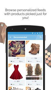Wish-Distracţie la cumpărături– captură de ecran miniatură