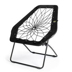 Product Image For Bunjo Oversized Bungee Chair In Black