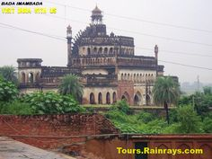 Tourist Attraction India: Lucknow Attraction | tourist place Lucknow : Bada Imambada