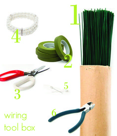 Basic Flower Wiring Techniques