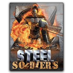 Icon Z Steel Soldiers by HazZbroGaminG