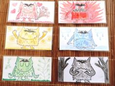 Exploitation d'Album - La Couleur des Emotions - Pap's Mam's Doud's et l' IEF English Worksheets For Kids, English Activities, Art Activities, Monster Crafts, Emotional Child, Feelings And Emotions, Emotional Intelligence, Elementary Art, School Projects