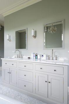 The beautiful South Downs bathroom by deVOL