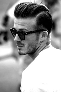 BECKHAM hairstyle | Raddest Men's Fashion Looks On The Internet…
