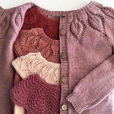pretty knits, inspiration