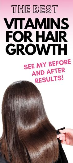 The Best Vitamins for Hair Growth