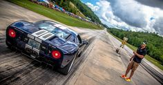 #FordGT is always a beast tuned or not. #Landspeedracing #Ford #Trackday automutt.co