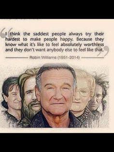 Depression is a sad disease!