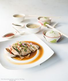 Hainanese Chicken Rice (Steamed Chicken) with the Bellini Super Cook Master