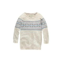 prep fall fave ~ jack wills fair isle | lemonade & ivy ❤ liked on Polyvore featuring sweaters, tops, shirts and outerwear