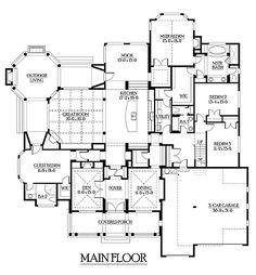 27 Best House Plans images in 2013   Design floor plans