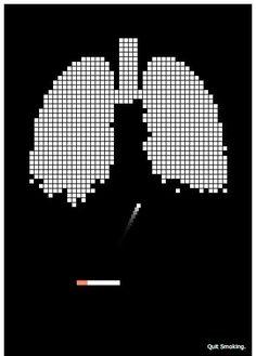 Pub anti-tabac pour les geeks