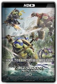 As Tartarugas Ninja – Fora das Sombras (2016) Torrent – Dublado HDTS