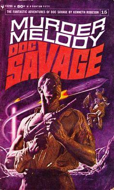 Doc Savage #15, Bantam Books